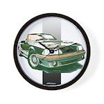 Mustang 1987 - 1993 Wall Clock