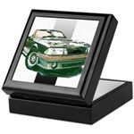 Mustang 1987 - 1993 Keepsake Box
