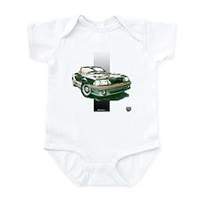 Mustang 1987 - 1993 Infant Bodysuit