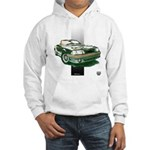Mustang 1987 - 1993 Hooded Sweatshirt