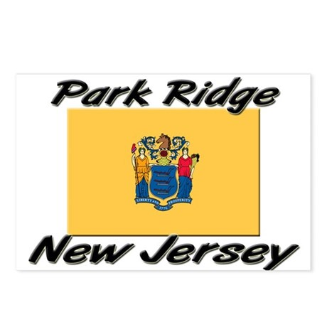 Park Ridge New Jersey Postcards (Package of 8)