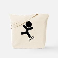 Jump 4 Joy tote bag
