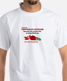 Christmas canceled Shirt
