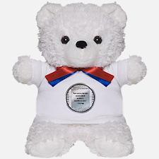 Victor Hugo Teddy Bear