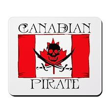 Canadian Pirate Mousepad