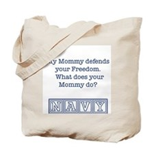 Funny Military brat Tote Bag