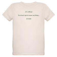 SGA Name T-Shirt