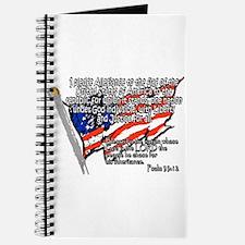 Pledge of Allegiance Psalm 33 Journal