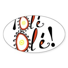 Ariane Avril::...Boutique : Oval Decal