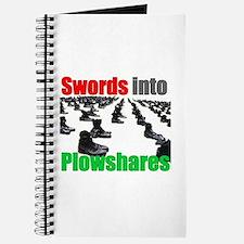Swords into Plowshares Journal
