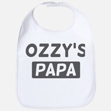 Ozzys Papa Bib