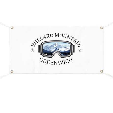 Willard Mountain - Greenwich - New York Banner