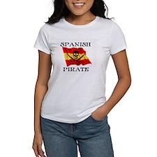 Spanish Pirate Tee