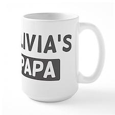 Olivias Papa Mug