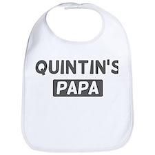 Quintins Papa Bib