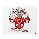 Casadevall Coat of Arms Mousepad