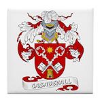 Casadevall Coat of Arms Tile Coaster