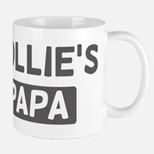 Mollies Papa Small Small Mug