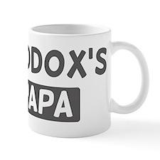 Maddoxs Papa Mug