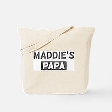 Maddies Papa Tote Bag