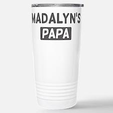 Madalyns Papa Travel Mug