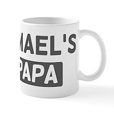 Ismaels Papa Mug