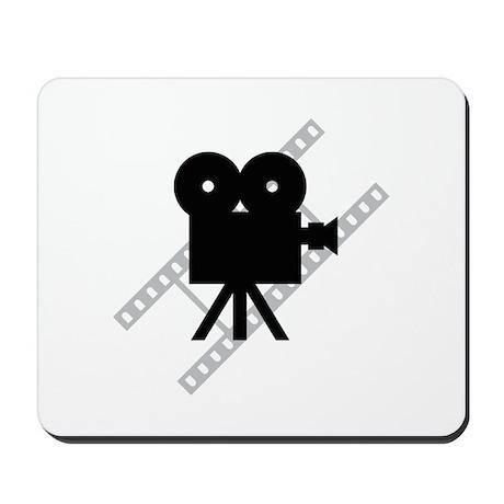 Hollywood Film Camera Mousepad