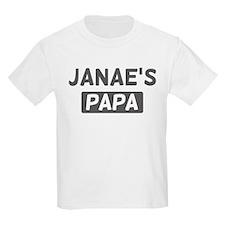 Janaes Papa T-Shirt