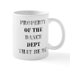 Dance Dept Mug