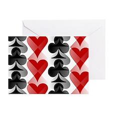 Poker Print! Greeting Cards (Pk of 10)