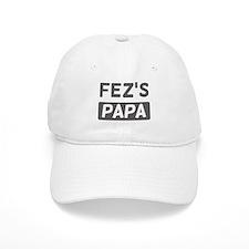 Fezs Papa Baseball Cap