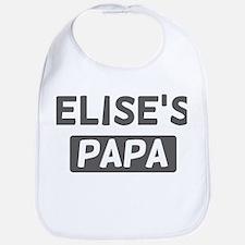 Elises Papa Bib