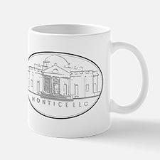 Monticello Mug