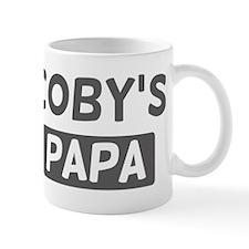 Cobys Papa Mug