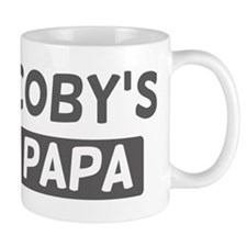 Cobys Papa Small Mug