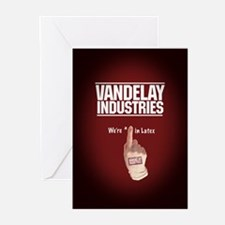 VANDELAY Holiday Greeting Cards (Pk of 10)