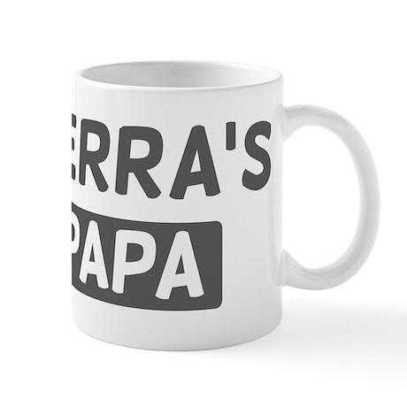 Cierras Papa Mug