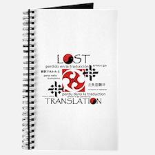 Lost in Translation Journal