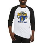 Castellvell Coat of Arms Baseball Jersey