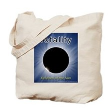 Totality - 1 Tote Bag