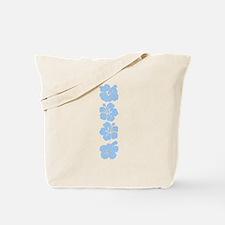 Unique Hibiscus Tote Bag