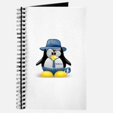 Fedora Tux Journal