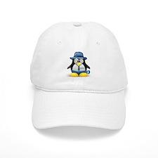 Fedora Tux Baseball Cap