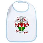 Cavero Coat of Arms Bib