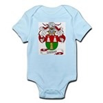 Cavero Coat of Arms Infant Creeper