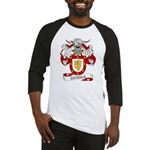 Cayuela Coat of Arms Baseball Jersey