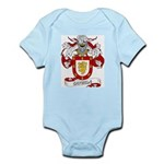 Cayuela Coat of Arms Infant Creeper