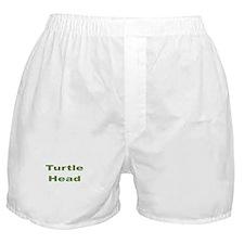 Turtle Head Boxer Shorts
