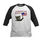 American Kitty Kids Baseball Jersey