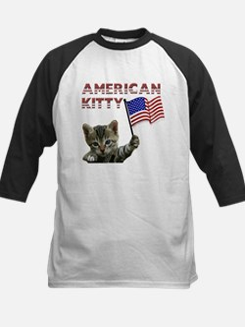 American Kitty Tee